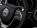 2019 Jeep Grand Cherokee Trailhawk, steering wheel controls (right side)