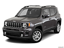 2019 Jeep Renegade Latitude, front angle view.