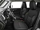2019 Jeep Renegade Latitude, front seats from drivers side.