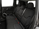 2019 Jeep Renegade Latitude, rear seats from drivers side.