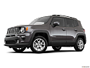 2019 Jeep Renegade Latitude, low/wide front 5/8.