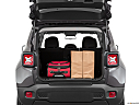 2019 Jeep Renegade Latitude, trunk props.