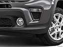 2019 Jeep Renegade Latitude, driver's side fog lamp.
