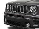 2019 Jeep Renegade Latitude, close up of grill.