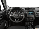 2019 Jeep Renegade Latitude, steering wheel/center console.