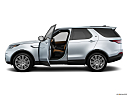 2019 Land Rover Discovery HSE Luxury, driver's side profile with drivers side door open.