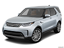 2019 Land Rover Discovery HSE Luxury, front angle view.