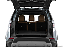 2019 Land Rover Discovery HSE Luxury, trunk open.