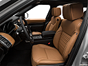 2019 Land Rover Discovery HSE Luxury, front seats from drivers side.