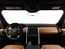2019 Land Rover Discovery HSE Luxury, centered wide dash shot