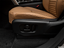 2019 Land Rover Discovery HSE Luxury, seat adjustment controllers.