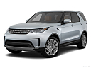 2019 Land Rover Discovery HSE Luxury, front angle medium view.