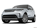 2019 Land Rover Discovery HSE Luxury, front angle view, low wide perspective.