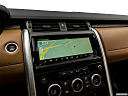 2019 Land Rover Discovery HSE Luxury, driver position view of navigation system.