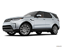 2019 Land Rover Discovery HSE Luxury, low/wide front 5/8.