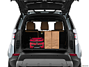 2019 Land Rover Discovery HSE Luxury, trunk props.