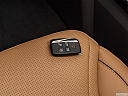 2019 Land Rover Discovery HSE Luxury, key fob on driver's seat.