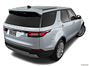 2019 Land Rover Discovery HSE Luxury, rear 3/4 angle view.