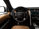 2019 Land Rover Discovery HSE Luxury, steering wheel/center console.