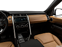 2019 Land Rover Discovery HSE Luxury, center console/passenger side.