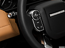 2019 Land Rover Discovery HSE Luxury, steering wheel controls (left side)