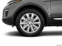2019 Land Rover Range Rover Evoque HSE, front drivers side wheel at profile.