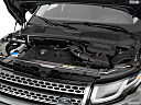 2019 Land Rover Range Rover Evoque HSE, engine.