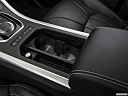 2019 Land Rover Range Rover Evoque HSE, cup holders.
