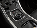 2019 Land Rover Range Rover Evoque HSE, gear shifter/center console.