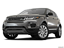 2019 Land Rover Range Rover Evoque HSE, front angle view, low wide perspective.