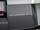 2019 Land Rover Range Rover Evoque HSE, exterior bonus shots (no set spec)