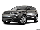 2019 Land Rover Range Rover Evoque HSE, front angle medium view.