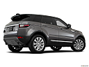 2019 Land Rover Range Rover Evoque HSE, low/wide rear 5/8.