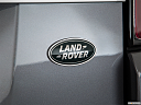 2019 Land Rover Range Rover Evoque HSE, rear manufacture badge/emblem