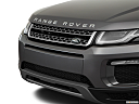 2019 Land Rover Range Rover Evoque HSE, close up of grill.