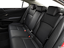 2019 Lexus ES ES 350, rear seats from drivers side.