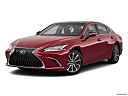 2019 Lexus ES ES 350, front angle medium view.