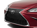 2019 Lexus ES ES 350, close up of grill.