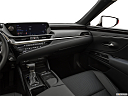 2019 Lexus ES ES 350, center console/passenger side.