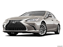 2019 Lexus ES ES 350 Luxury, front angle view, low wide perspective.