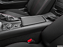 2019 Mazda MX-5 Miata RF Club, front center console with closed lid, from driver's side looking down