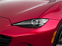 2019 Mazda MX-5 Miata RF Grand Touring, drivers side headlight.