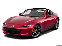 2019 Mazda MX-5 Miata RF Grand Touring, front angle view.