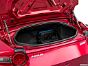 2019 Mazda MX-5 Miata RF Grand Touring, trunk open.