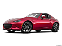 2019 Mazda MX-5 Miata RF Grand Touring, low/wide front 5/8.