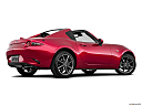 2019 Mazda MX-5 Miata RF Grand Touring, low/wide rear 5/8.