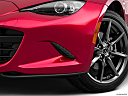 2019 Mazda MX-5 Miata RF Grand Touring, driver's side fog lamp.