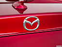 2019 Mazda MX-5 Miata RF Grand Touring, rear manufacture badge/emblem