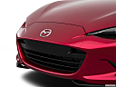 2019 Mazda MX-5 Miata RF Grand Touring, close up of grill.