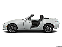 2019 Mazda MX-5 Miata Grand Touring, driver's side profile with drivers side door open.